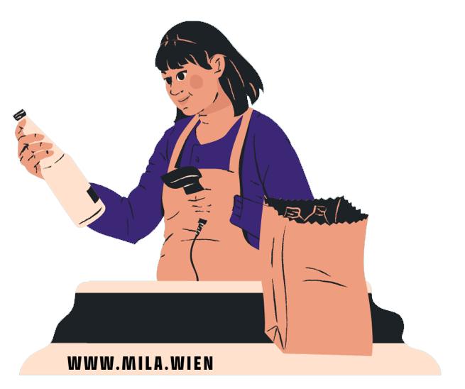 MILA Mitmach Supermarkt